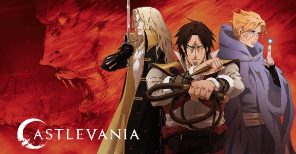 معرفی سریال Castlevania کسلوانیا