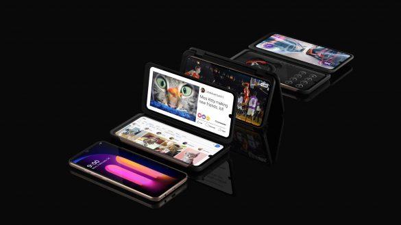 گوشی ال جی V60 THINQ 5G بصورت رسمی معرفی شد !