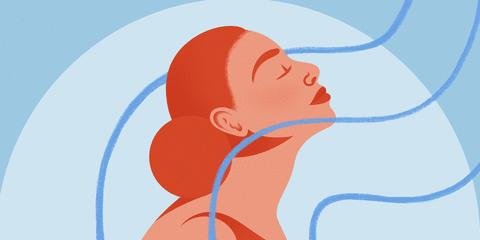 بهترین تکنیک های نفس کشیدن برای خواب