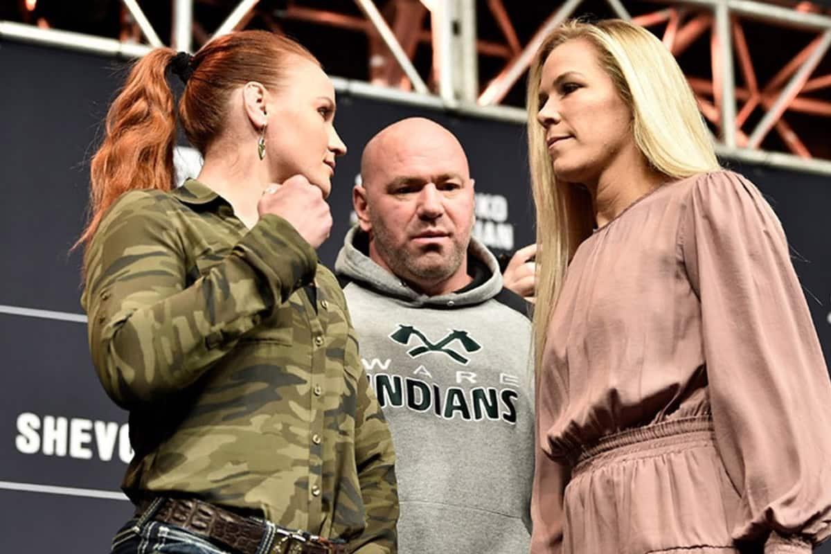 مبارزه جان جونز با دومنیک ریس در UFC 247