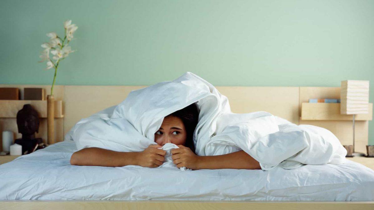 چرا صبح ها با استرس از خواب بیدار می شوم؟