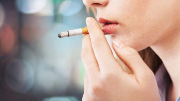 تاثیر یک نخ سیگار در روز