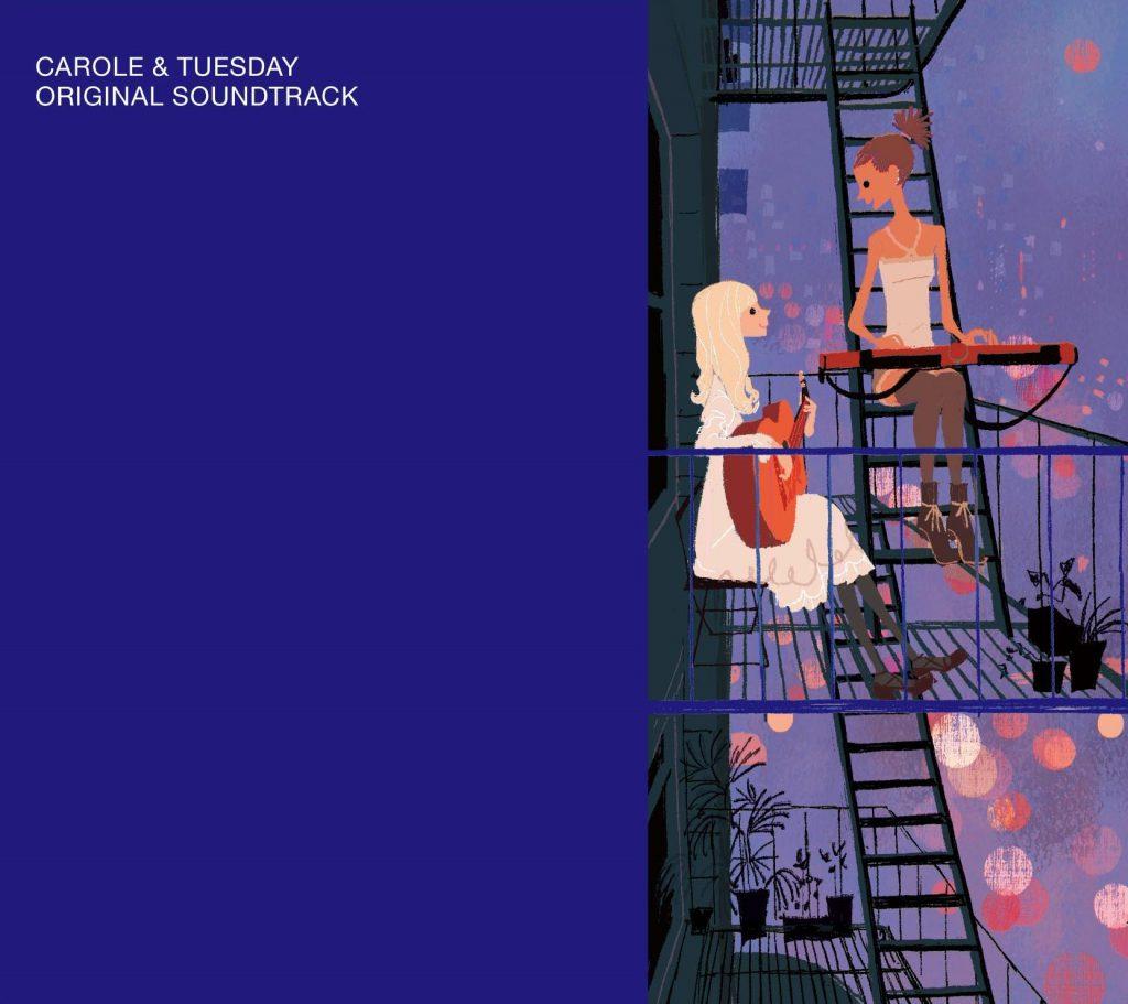 موسیقی متن انیمه Carole & Tuesday