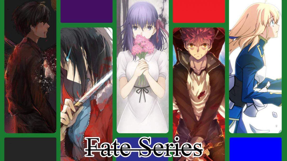 معرفی سری انیمههای Fate و ترتیبی که حتما باید با آن تماشا کرد!