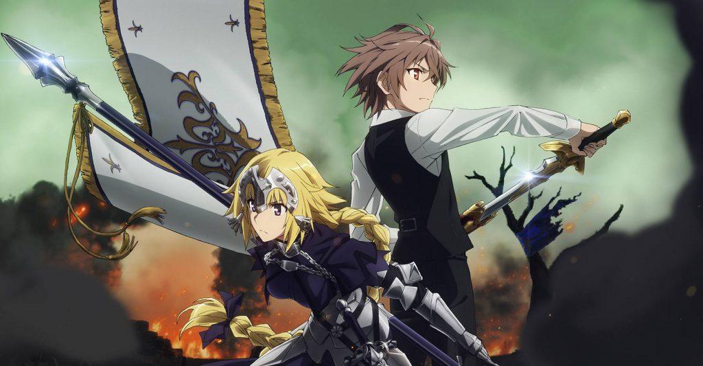 معرفی سری انیمههای Fate