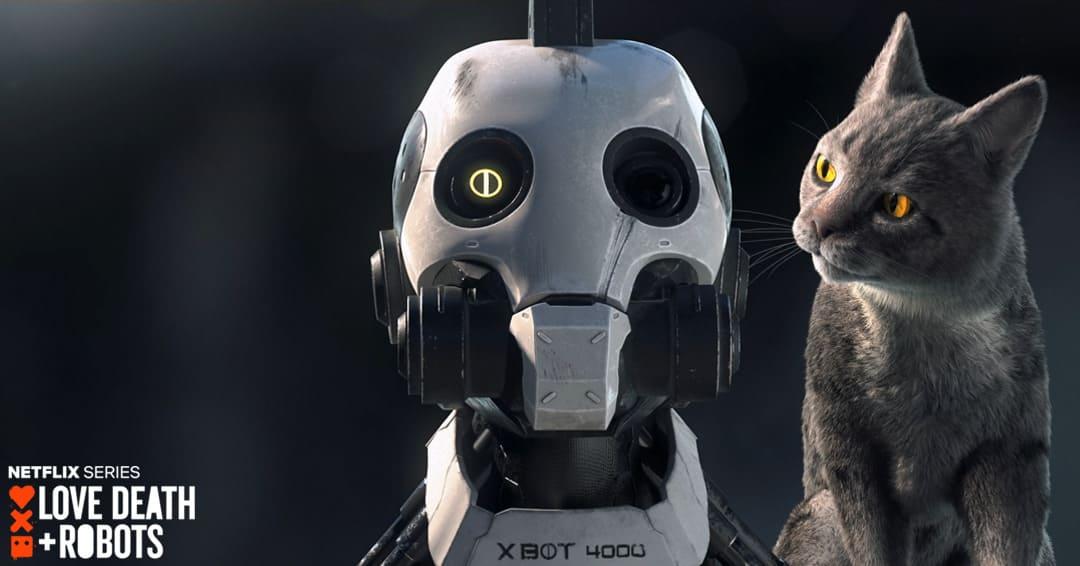 پنج دلیل برای اینکه باید سریال انیمیشنی Love Death And Robots را ببینید!