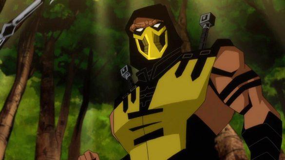 تریلر انیمیشن سینمایی Mortal Kombat Legends: Scorpion's Revenge
