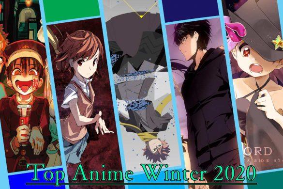 بهترین انیمههای سریالی زمستان ۲۰۲۰