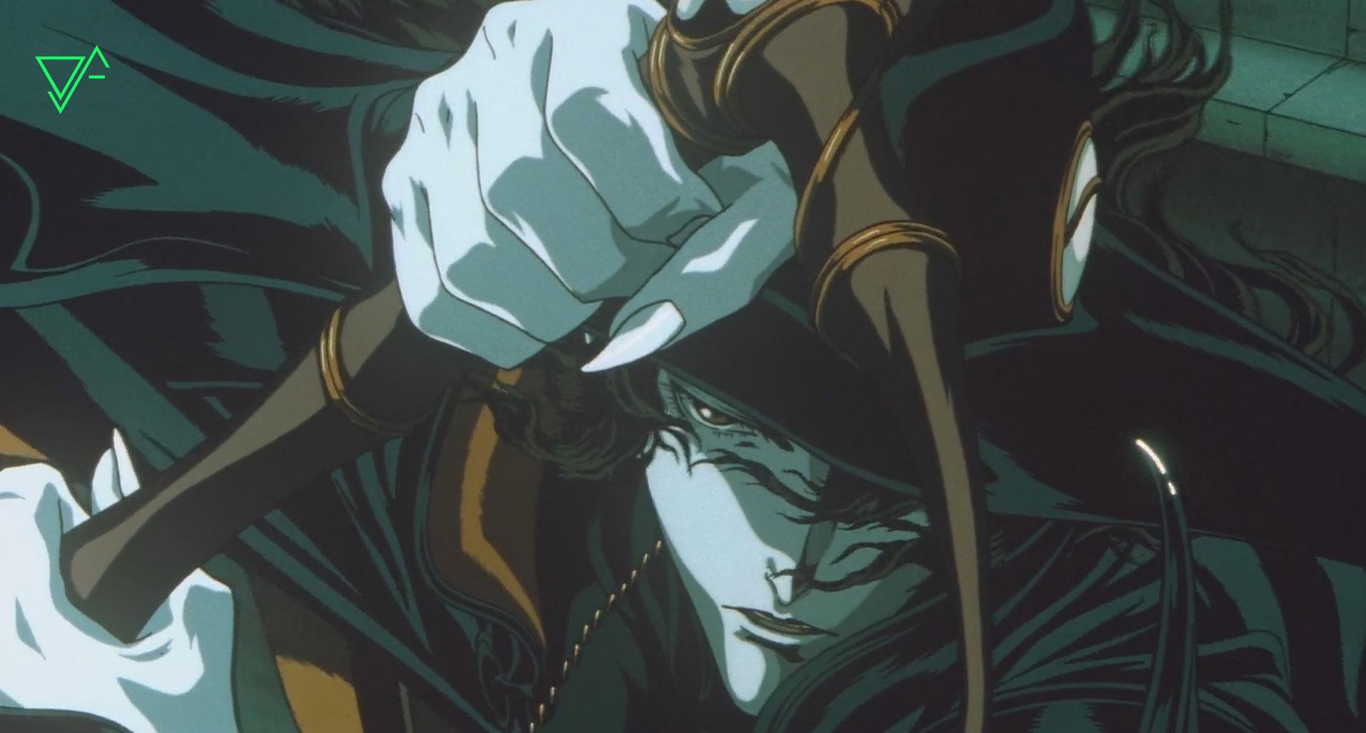 انیمه سینمایی Vampire Hunter D: Bloodlust