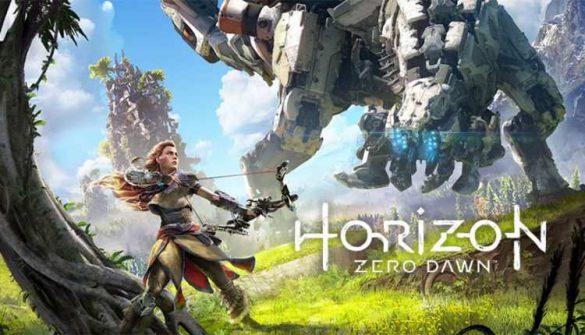 Horizon Zero Down برای PC
