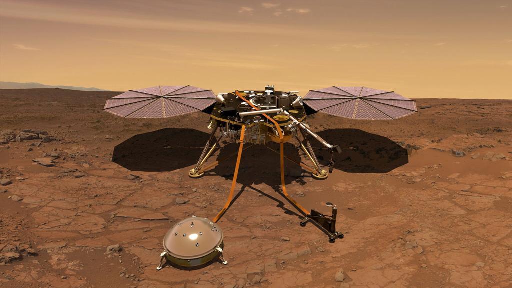 میدان های مغناطیسی مریخ 10 برابر قوی تر از آن چیزی است که تصور می کردیم!!!!