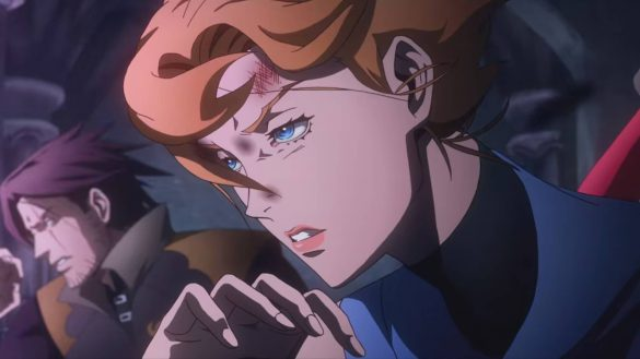 فصل چهارم انیمیشن Castlevania