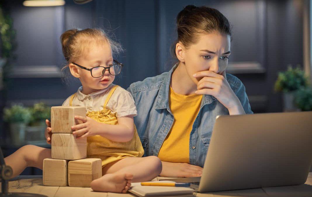 کار کردن در خانه ؛ چطور بهره وری کارمان را در خانه بالا ببریم؟