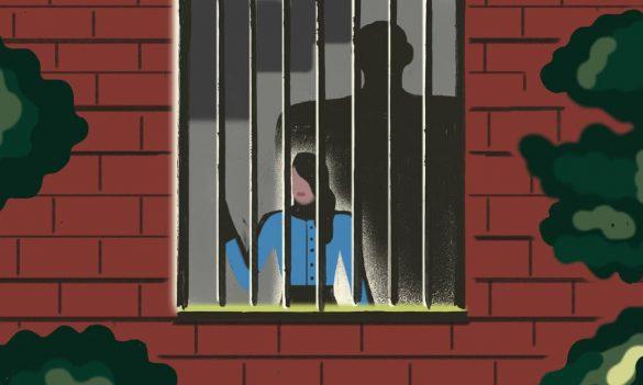 خشونت خانگی در قرنطینه