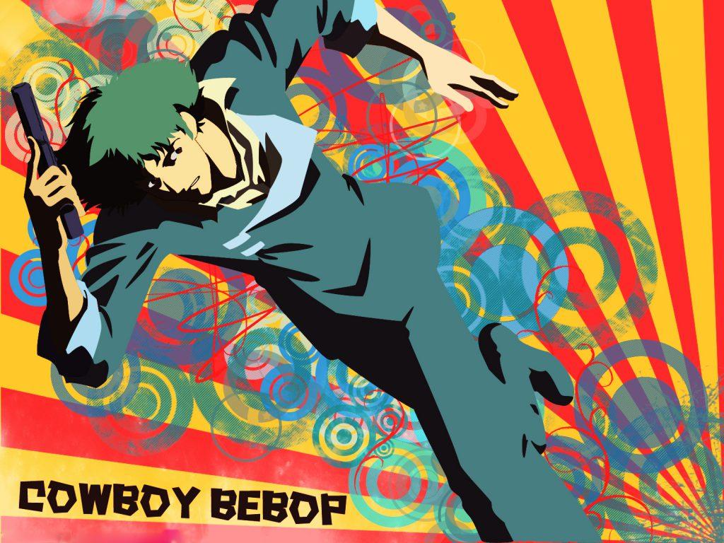 بهترین والپیپرهای انیمه Cowboy Bebop