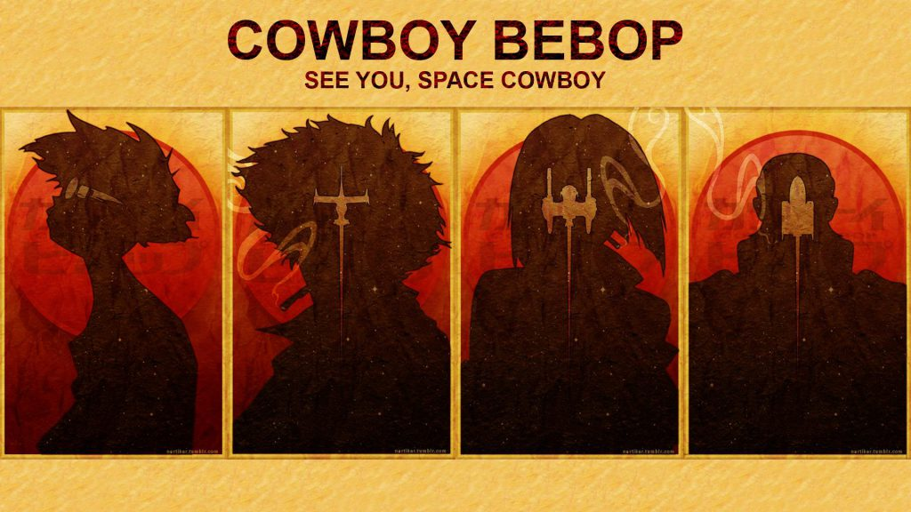 Anime Wallpaper Cowboy Bebop