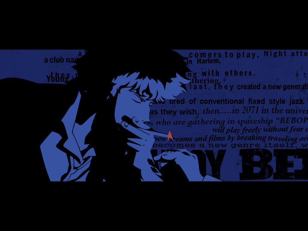 Wallpaper Anime Cowboy Bebop