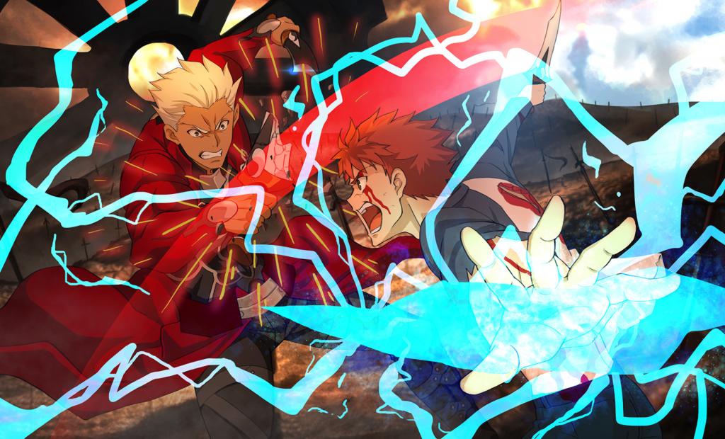 بهترین والپیپرهای انیمه Fate/Stay Night: UBW