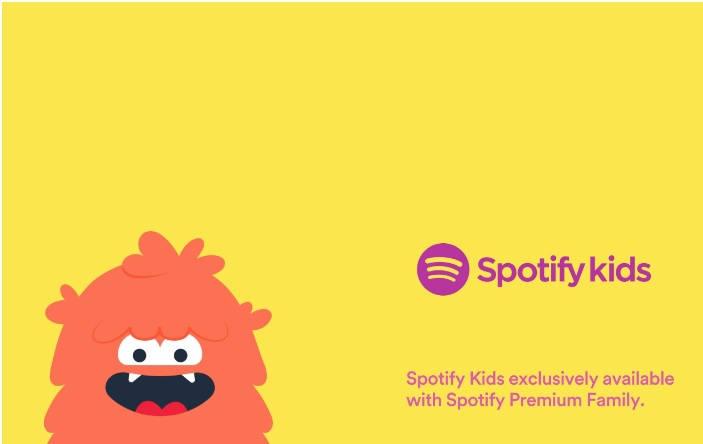 Spotify Kids از امروز راه اندازی شد؛ خبری خوب برای کودکان قرنطینه شده !