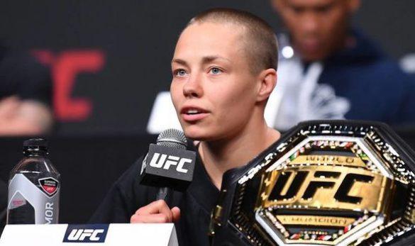 رز نامایوناس در UFC 249 مبارزه نخواهد کرد!
