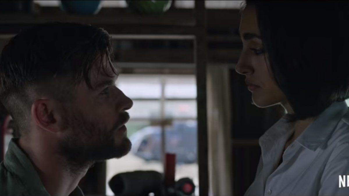 اولین تریلر رسمی فیلم Extraction ؛ گلشیفته فراهانی و کریس همسورث در اکشنی خونین!!!