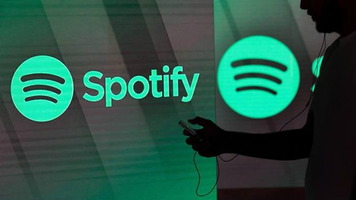 بیش ترین آهنگ های شنیده شده در اسپاتیفای در قرنطینه