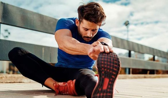 5 تمرین کششی برای تقویت تحرک و ریکاوری در خانه
