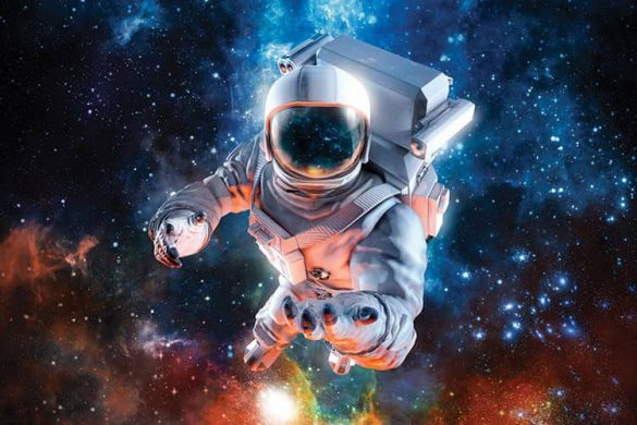 تور مجازی ناسا در دوارن قرنطینه