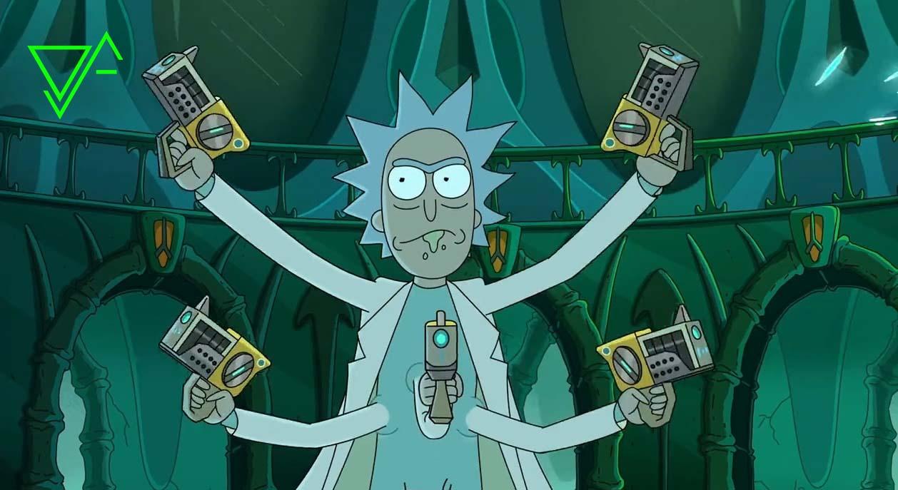 بررسی قسمت ششم فصل چهارم Rick and Morty