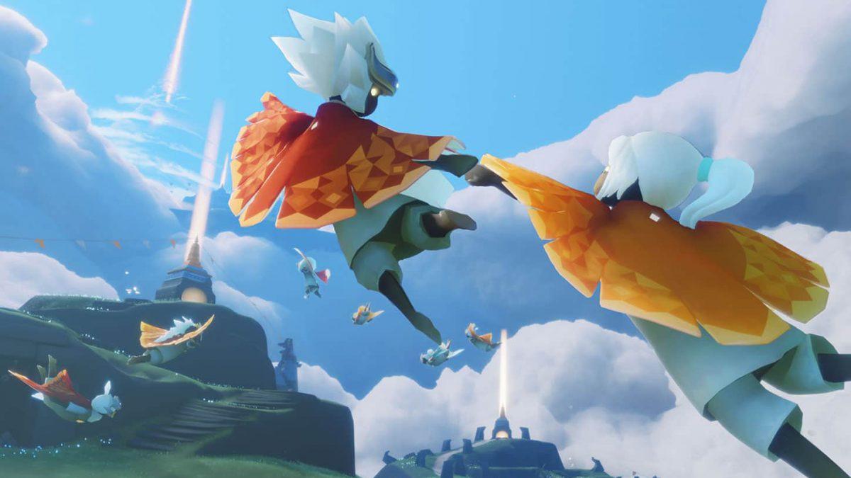 بازی sky:children of light ، تجربه ای نوین در بازی های موبایل!