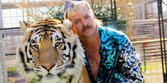 مستند سریالی Tiger King