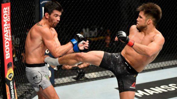 مبارزه هنری سوهودو با دومینیک کروز