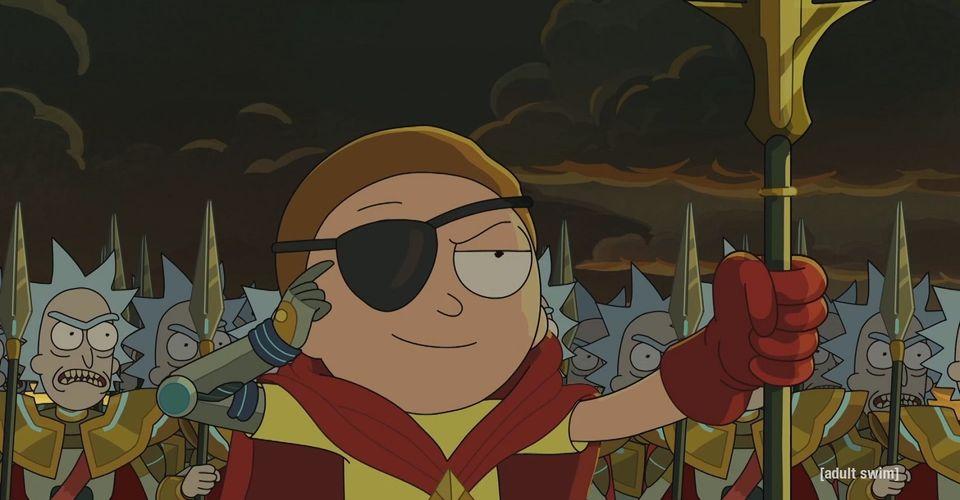 ریک اند مورتی؛ ده مورد از پلیدانه ترین اقدامات Evil Morty در سریال!