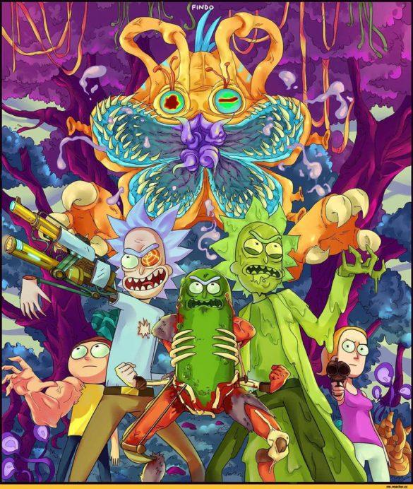 سریال های شبیه به Rick and Morty