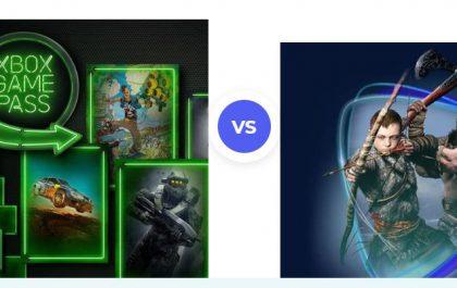 مقایسه ps now با xbox game pass