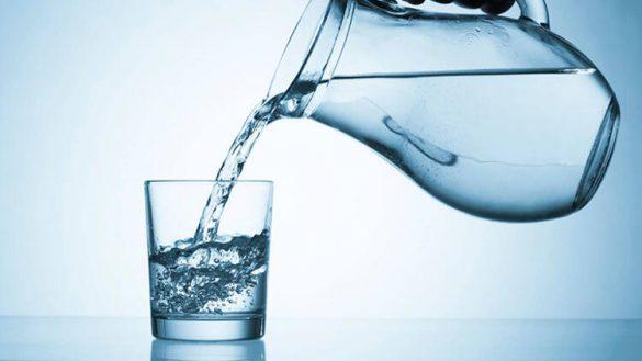 چه مقدار آب باید بین افطار و سحر نوشیده شود