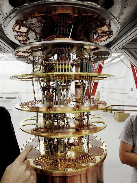 چگونگی عملکرد کامپیوترهای کوانتومی