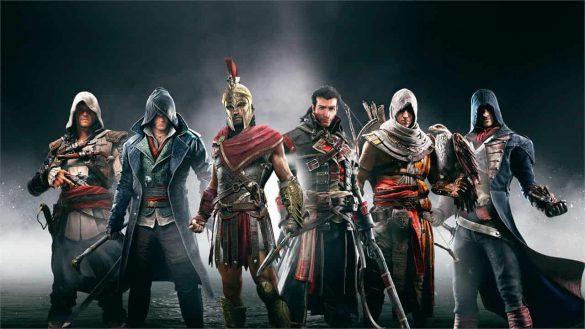 بهترین شخصیت های Assassins Creed