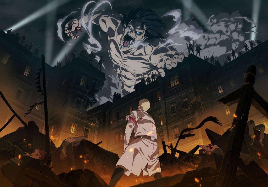 تریلر فصل چهارم Attack on Titan