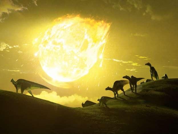 اطلاعات جدیدی از انقراض دایناسورها کشف شد!