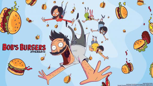 فصل یازدهم سریال انیمیشنی Bob's Burgers