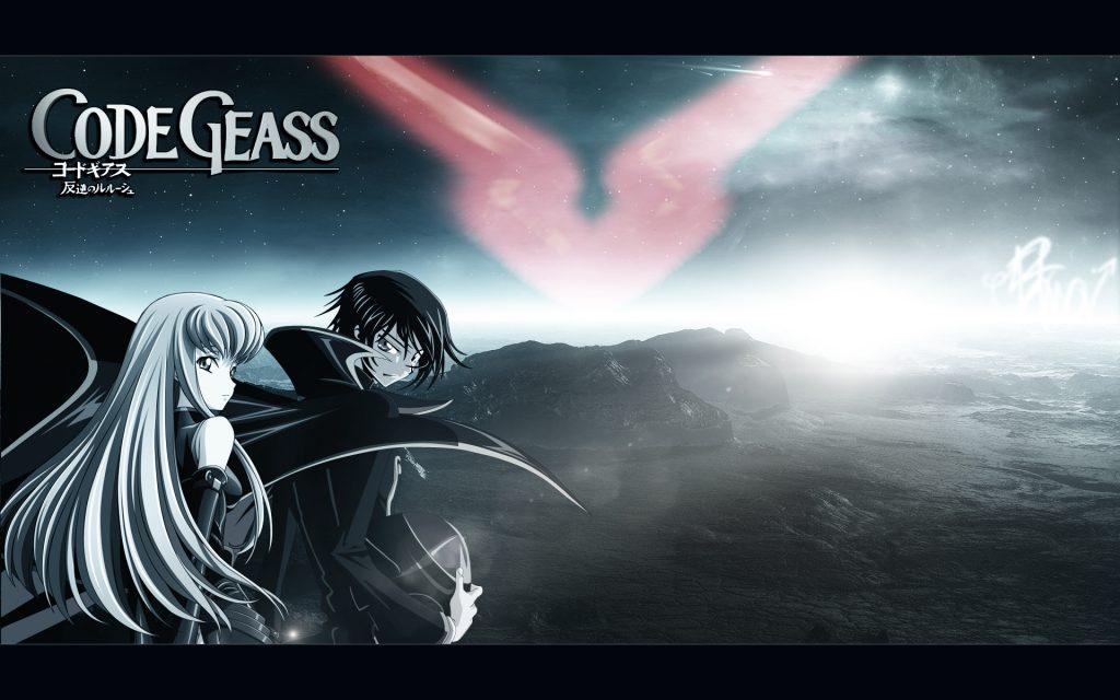 بهترین والپیپرهای انیمه Code Geass