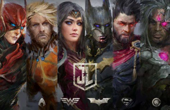 نسخه زک اسنایدر Justice League