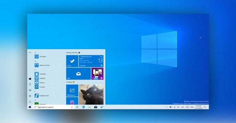 هشدار مایکروسافت درباره بهروزرسانی ماه مه ویندوز 10