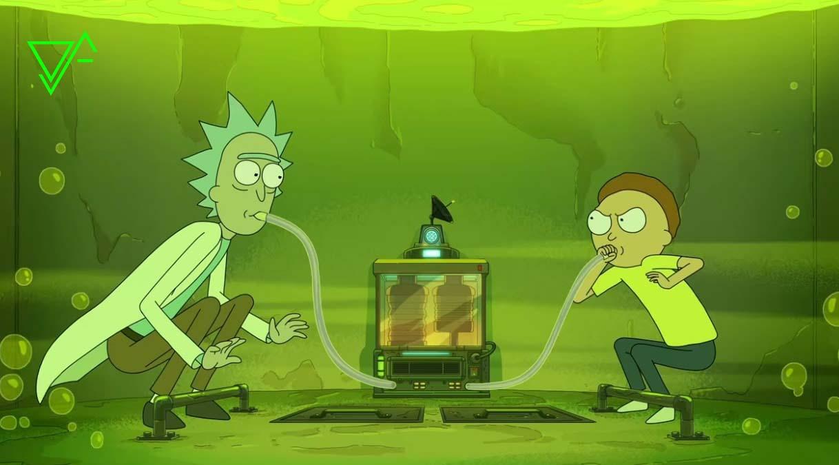 بررسی قسمت هشتم فصل چهارم Rick and Morty