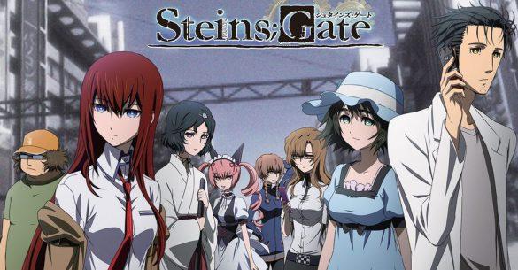 نقد و بررسی انیمه Steins Gate