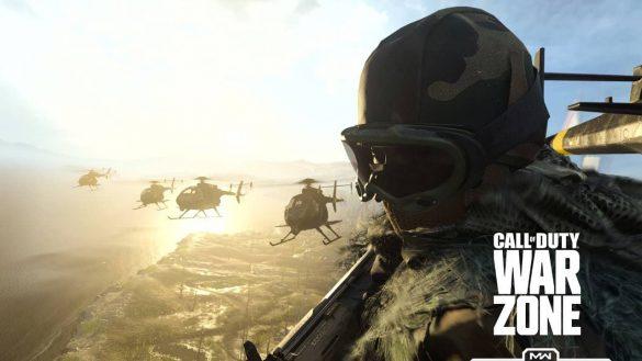 ایستراگ های call of duty warzone