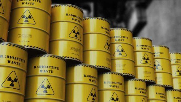 پسماندهای هسته ای