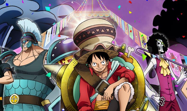 سینمایی جدید One Piece از شبکه Funimation استریم خواهد شد!