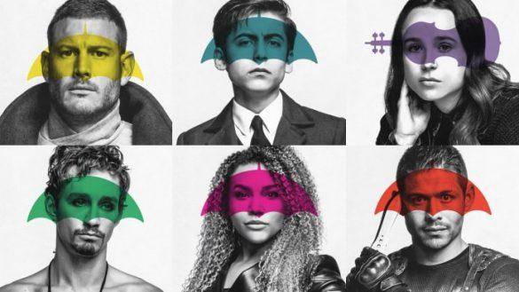 سریال umbrella academy